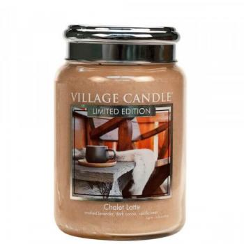 Village Candle Tradition 602g - Chalet Latte