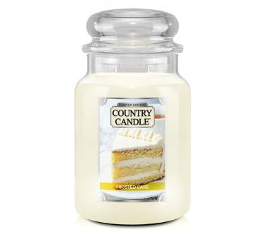 Country Candle 652g - Frosted Cake