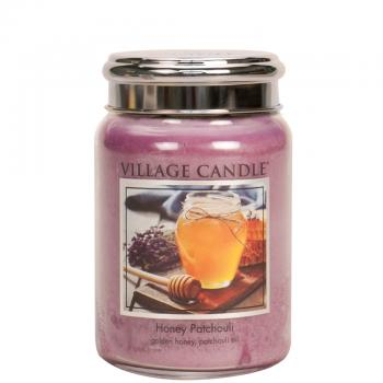 Village Candle Tradition 602g - Honey Patchouli