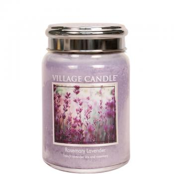 Village Candle Tradition 602g - Rosemary Lavender