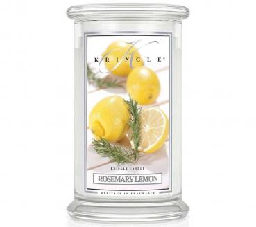 Kringle Candle 623g - Rosemary Lemon