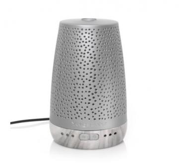 Yankee Candle Sleep Diffuser - Starter Kit - Silber
