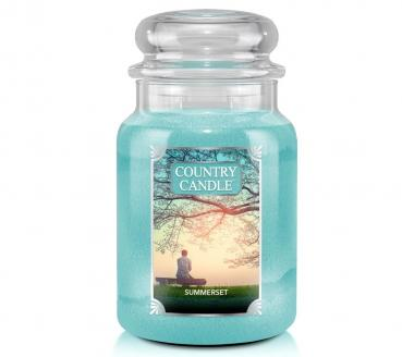 Country Candle 652g - Summerset