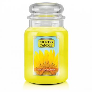 Country Candle 652g - Sunflower Sunrise