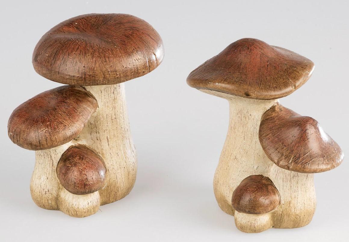Deko Pilz.Deko Pilz 16 Cm Keramik