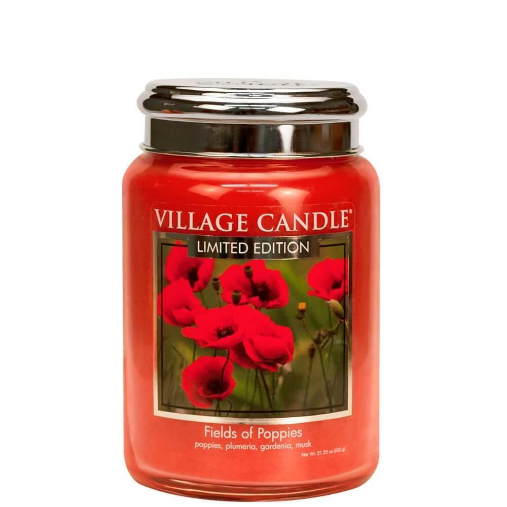 Village Candle Tradition 602g - Fields of Poppies